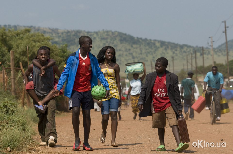 Кадр Большие приключения в Африке