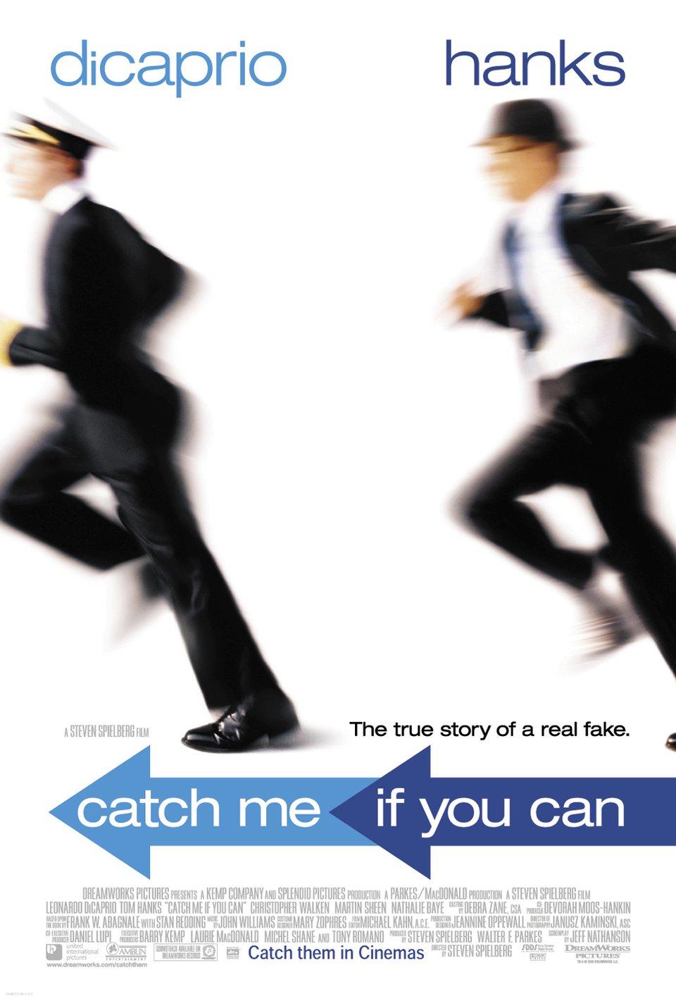 «Поймай Меня, Если Сможешь» — 2002