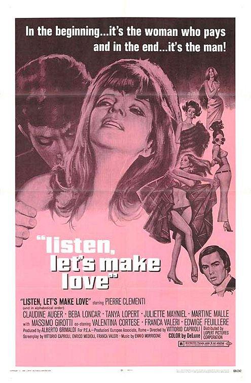 Постер Извините, займемся любовью?