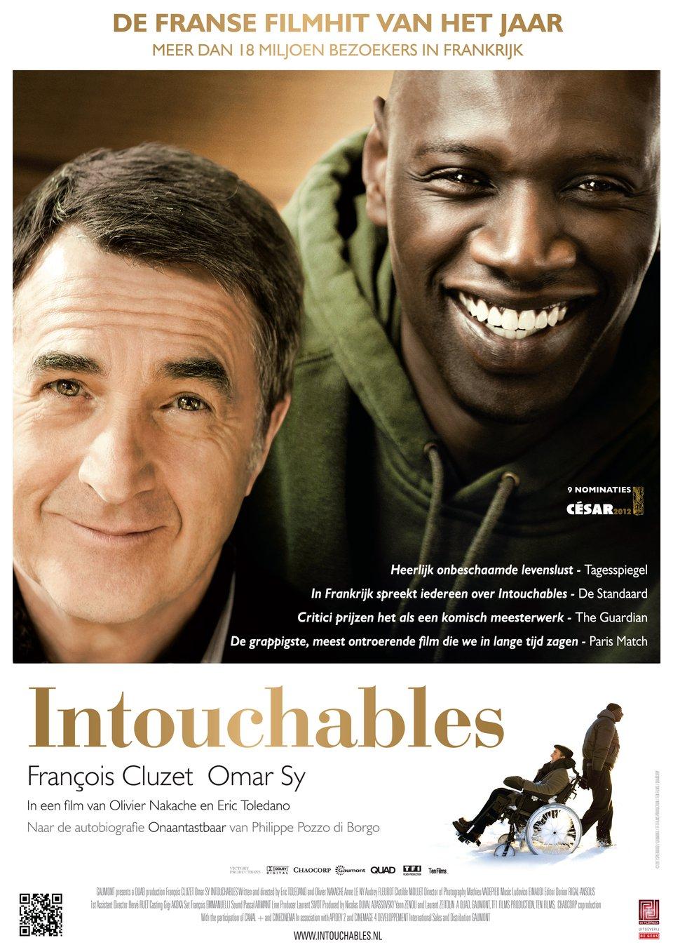 Постеры к фильму 1+1 (2011). Постер №9