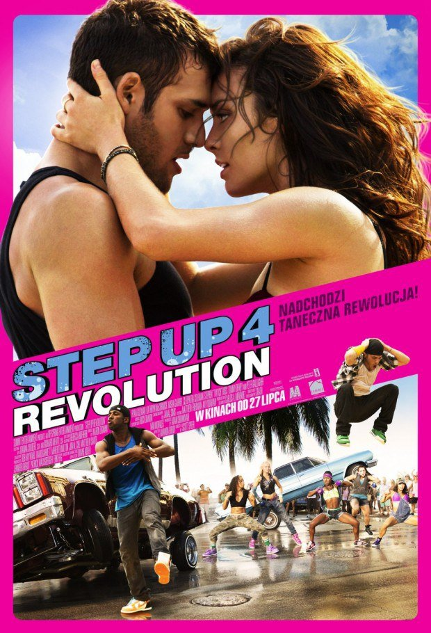 «Шаг Вперед 4» — 2012