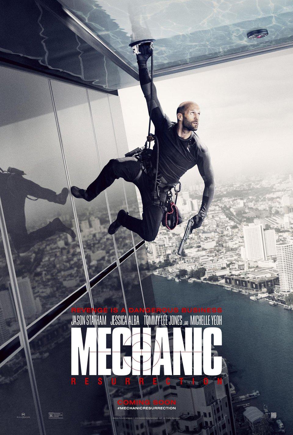 Кадры из фильма онлайн фильм механик смотреть