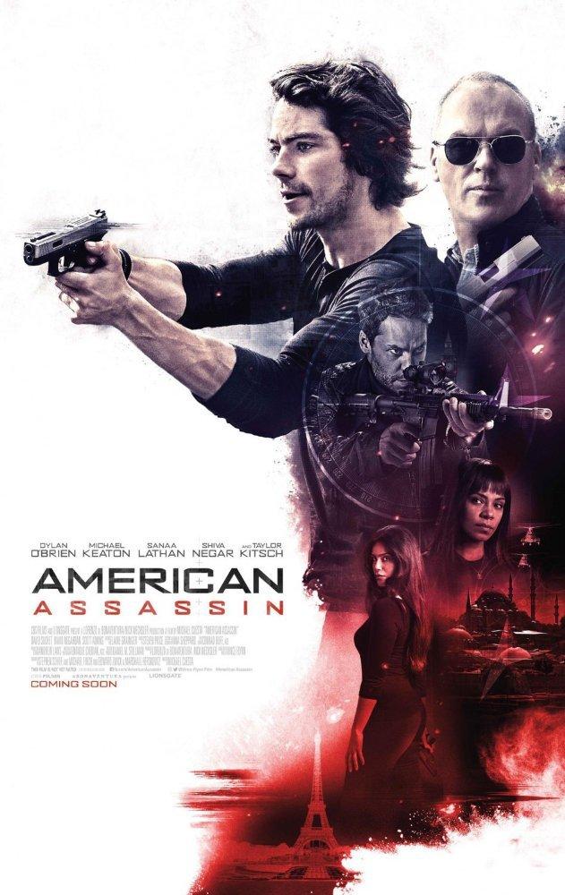 Постер Наемник (Американский убийца)