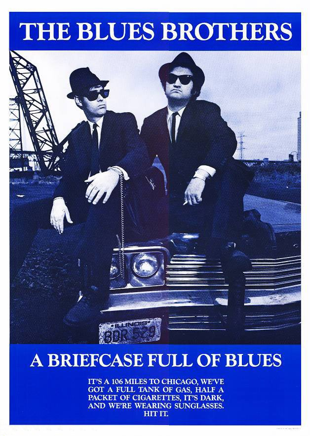 «Братья Блюз» — 1980