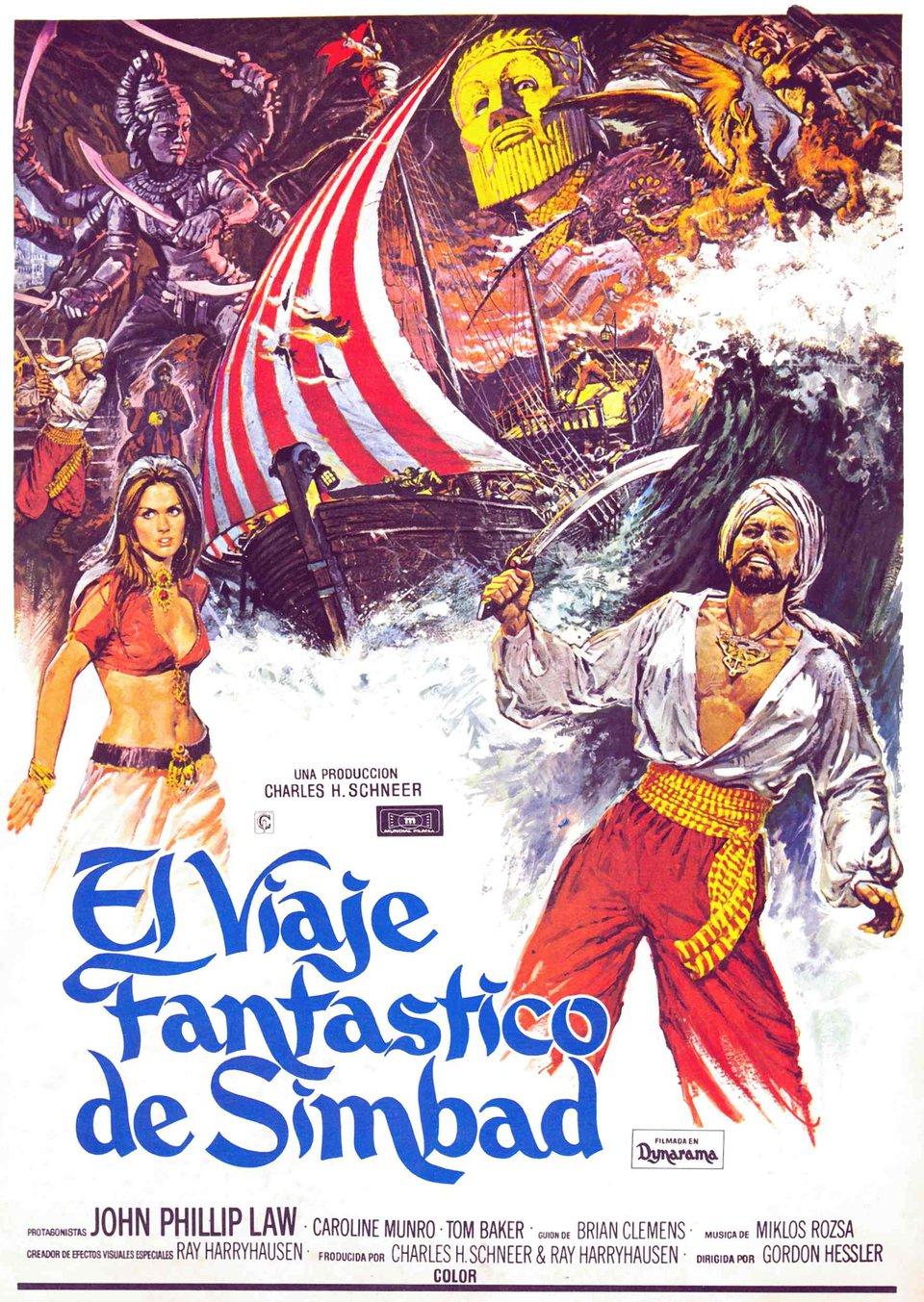 золотое путешествие синдбада 1974 смотреть онлайн