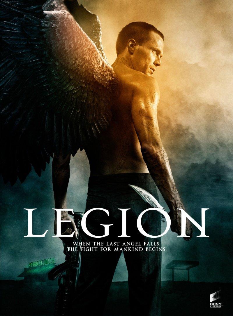 легион 2010 фильм