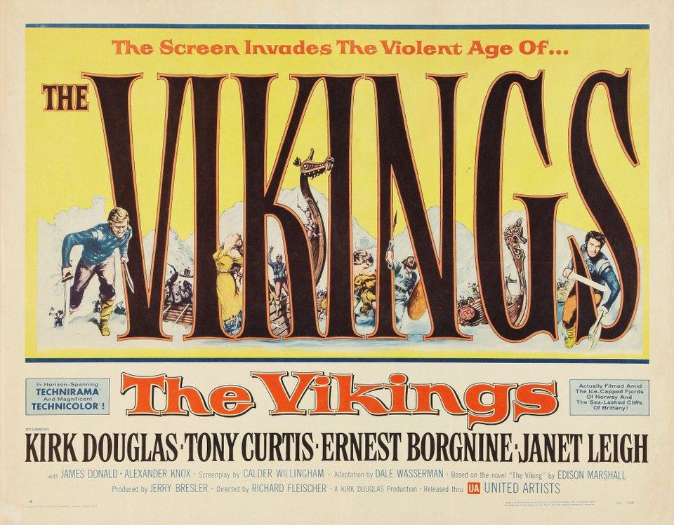 «Фильм Викинги 1958» — 2009