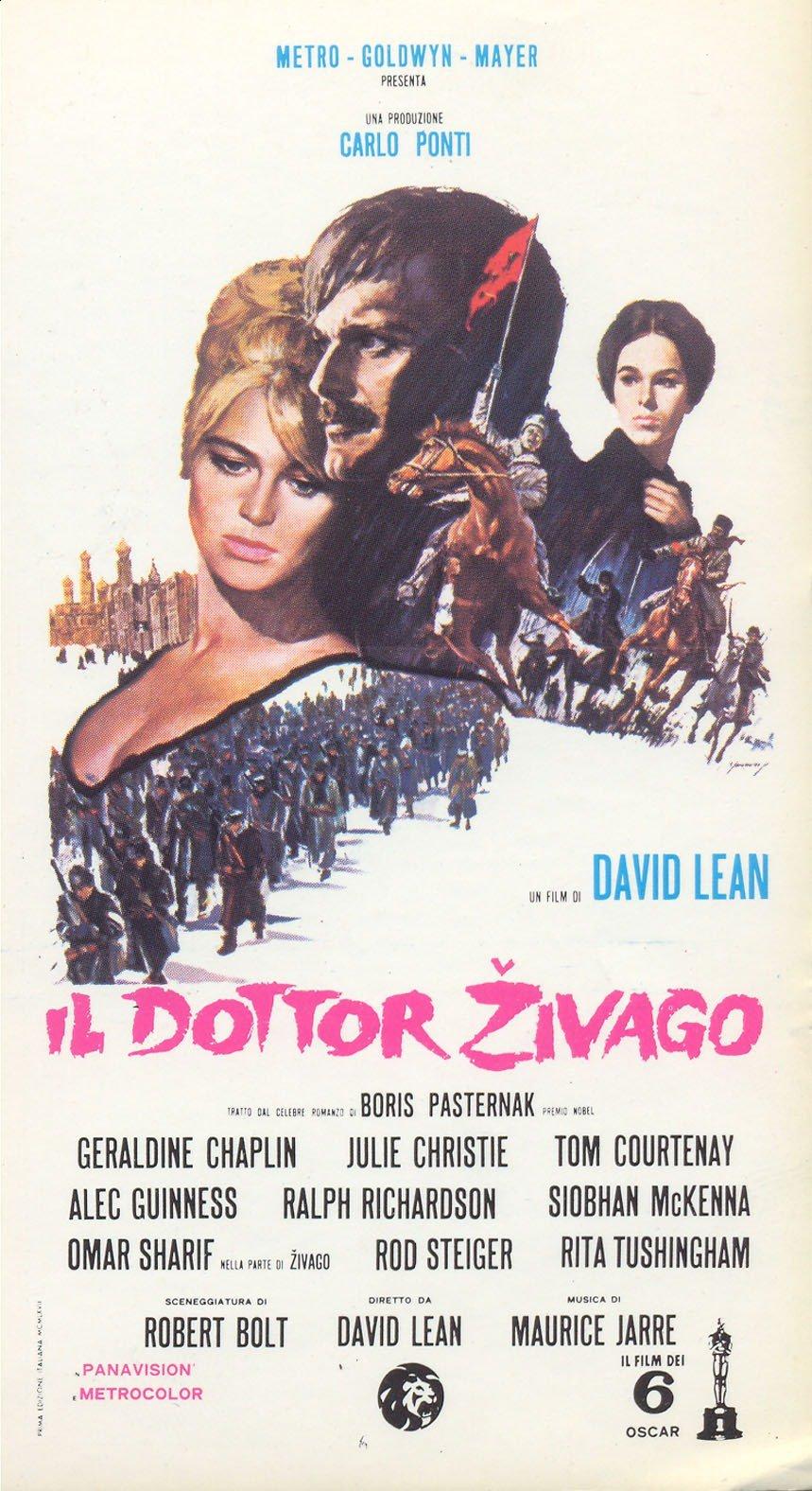 «Доктор Живаго» — 1965