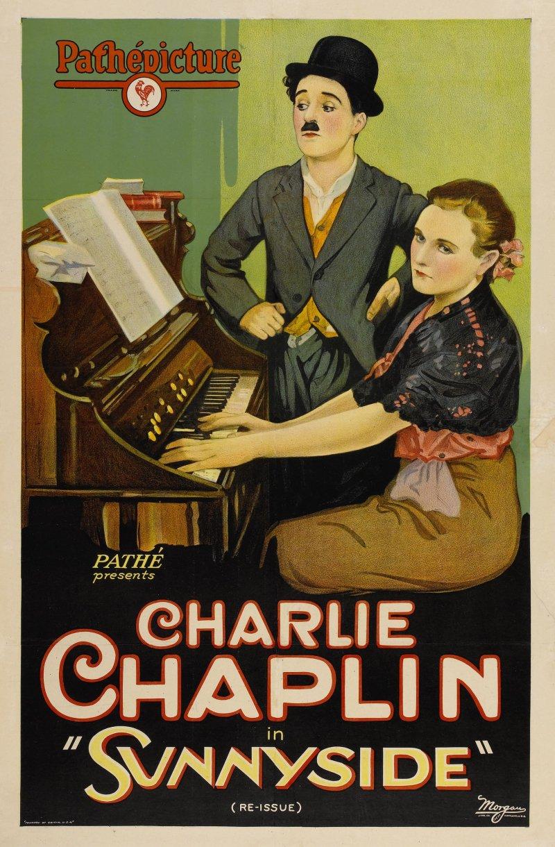 Чаплин смотреть онлайн 23 фотография