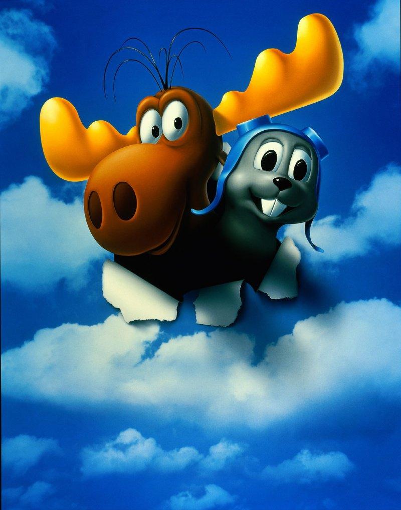 «Приключения Рокки И Буллвинкля» — 2000