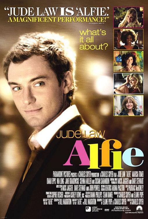 «Красавчик Алфи Или Чего Хотят Мужчины Смотреть Фильм» — 2005
