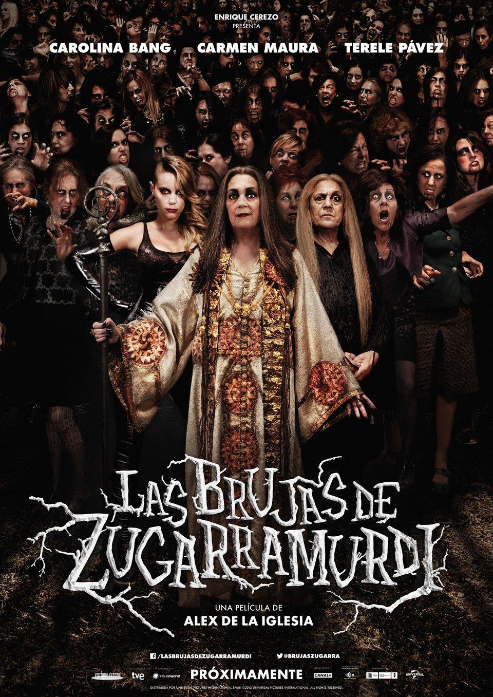«Ведьмы Из Сугаррамурди» — 2013