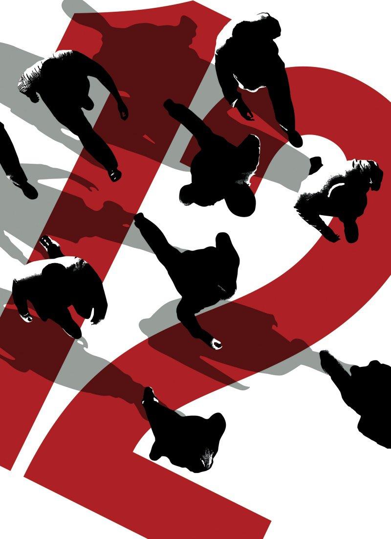 Постер Двенадцать друзей Оушена