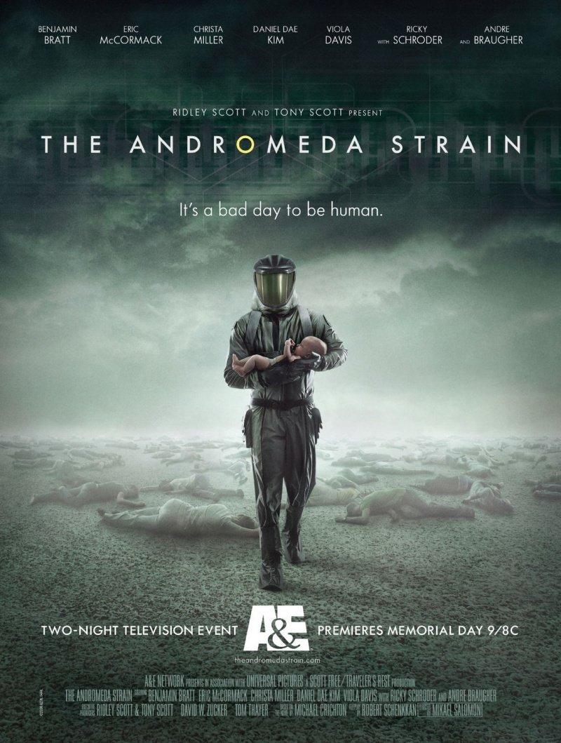 «Вирус Андромеда» — 2008