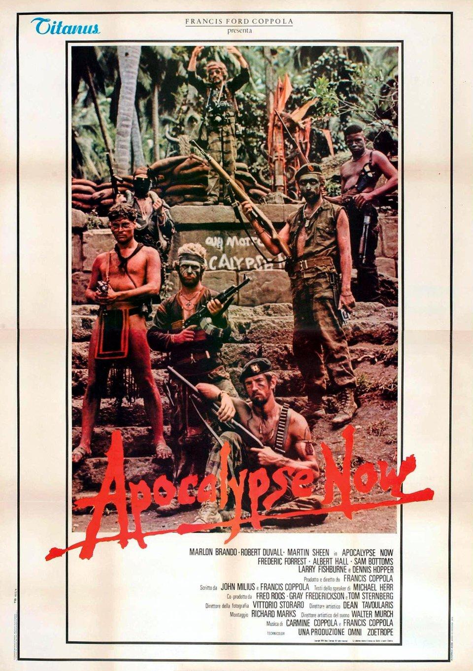 «Апокалипсис Сегодня» — 1979