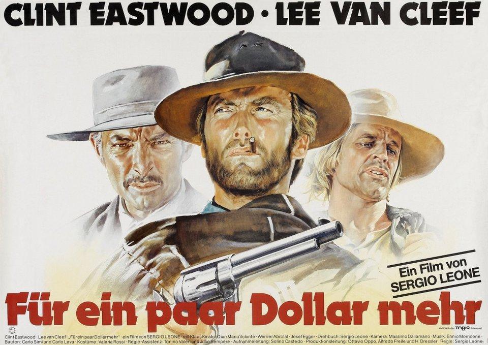 «На Несколько Долларов Больше» — 1965