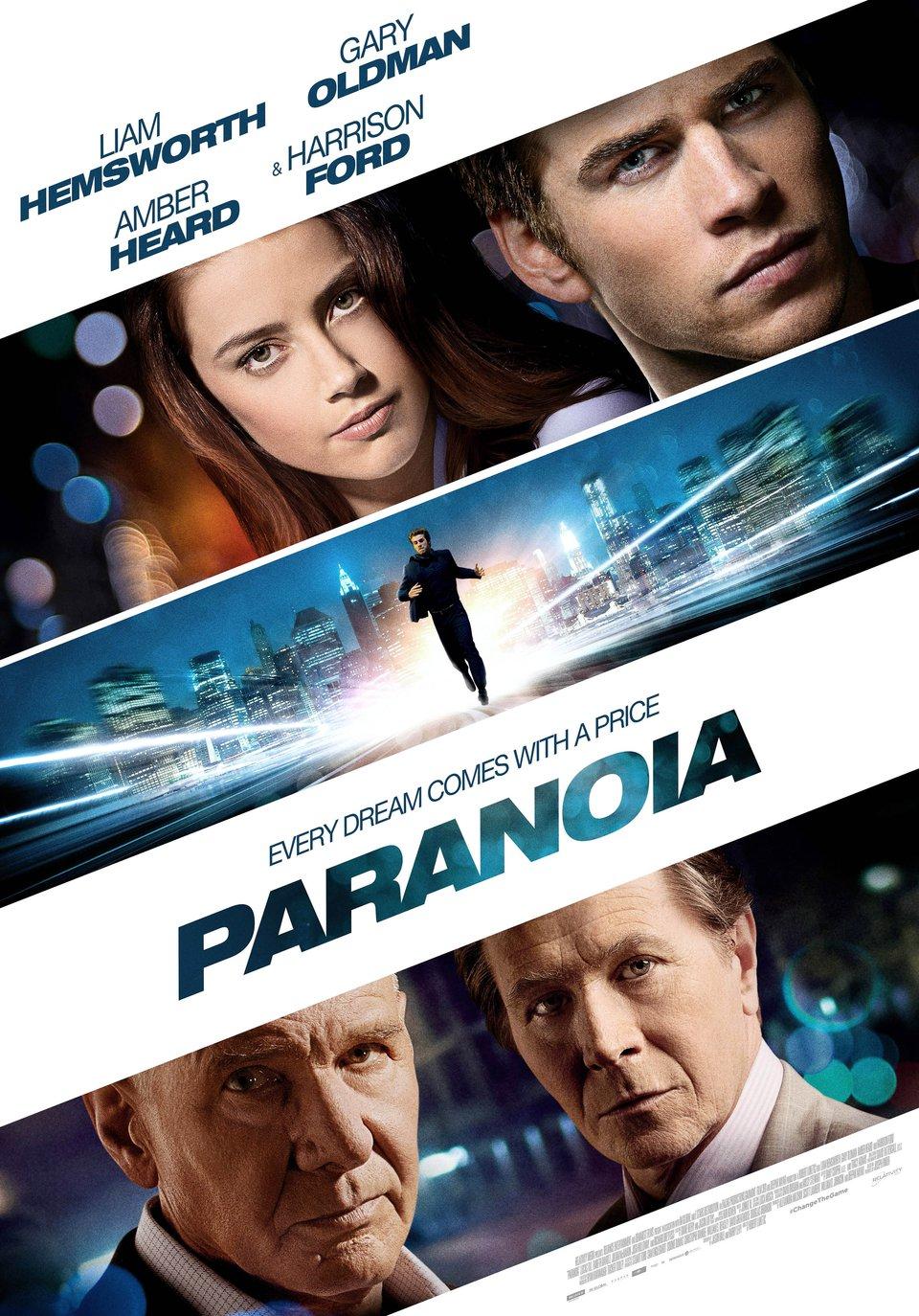 смотреть фильм паранойя в хорошем качестве онлайн