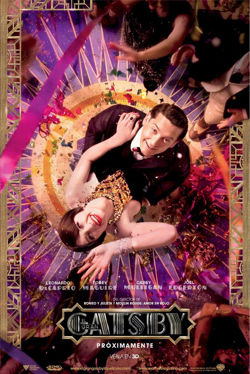 Постер Великий Гэтсби