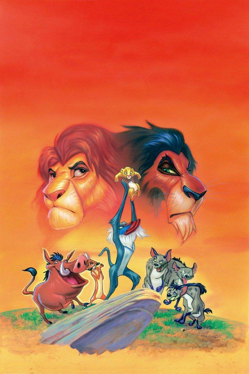 король лев 1 hd 1080