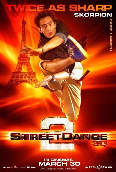 Кино Уличные Танцы 2