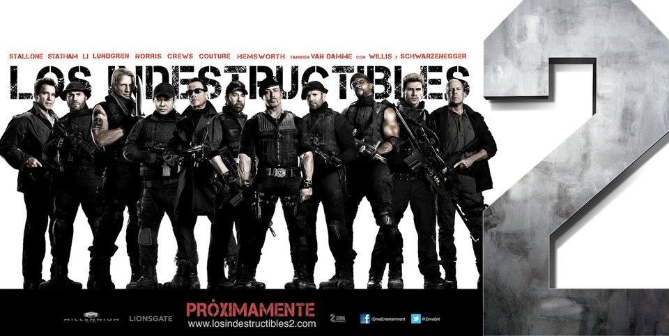 Неудержимые 2 2012 смотреть онлайн или скачать фильм