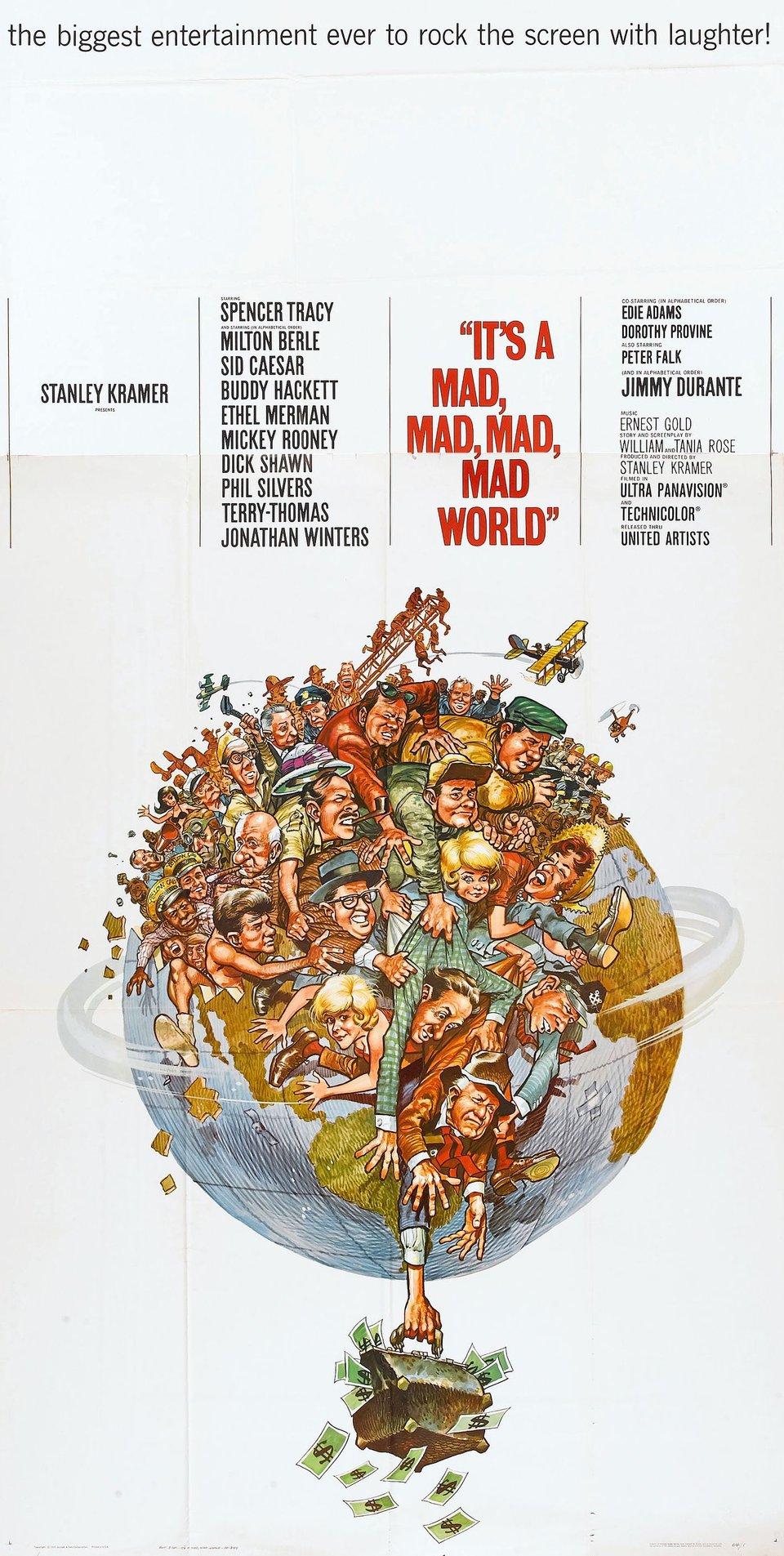 «Это Безумный, Безумный, Безумный, Безумный Мир» — 1963