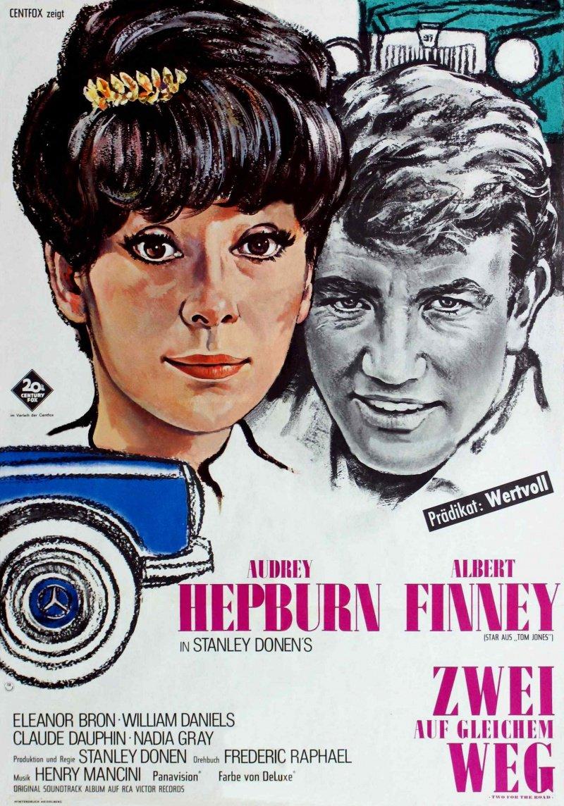 «Двое В Пути» — 1967