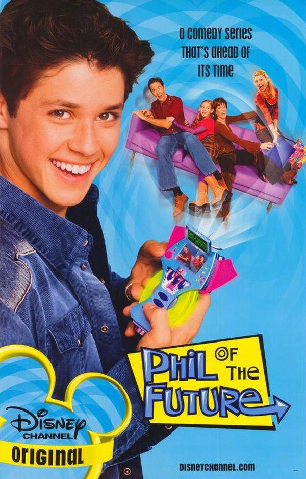 Постер Фил из будущего
