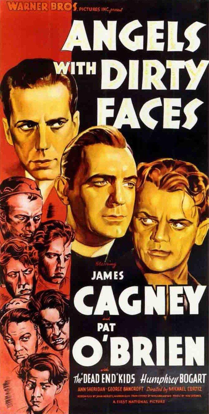 Кадры из фильма «Ангелы С Грязными Лицами» / 1938