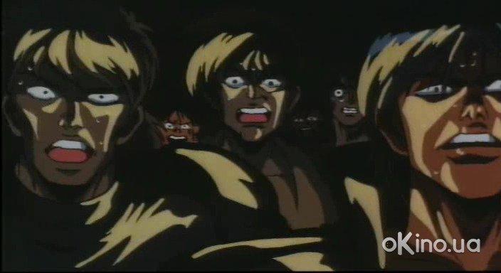 Кадры из фильма смотреть жестокий джек аниме