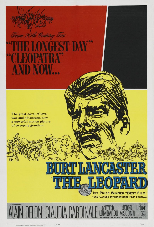 смотреть онлайн леопард 1963