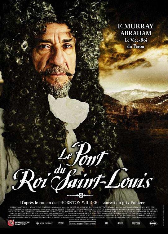 Постер Мост короля Людовика Святого