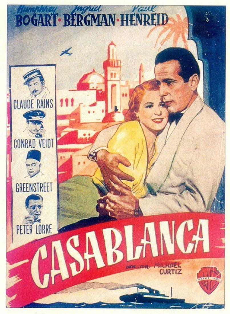 «Касабланка» / 1942