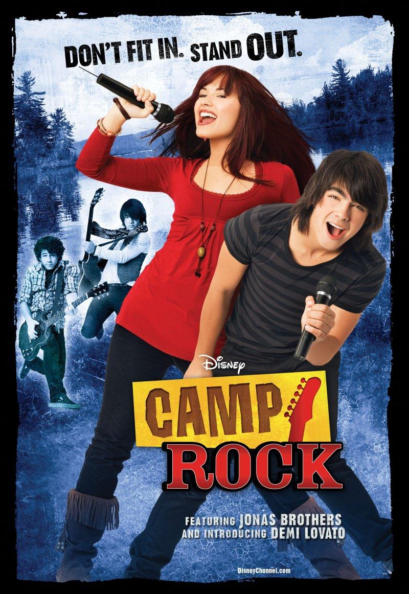 «Camp Rock: Музыкальные Каникулы» — 2008
