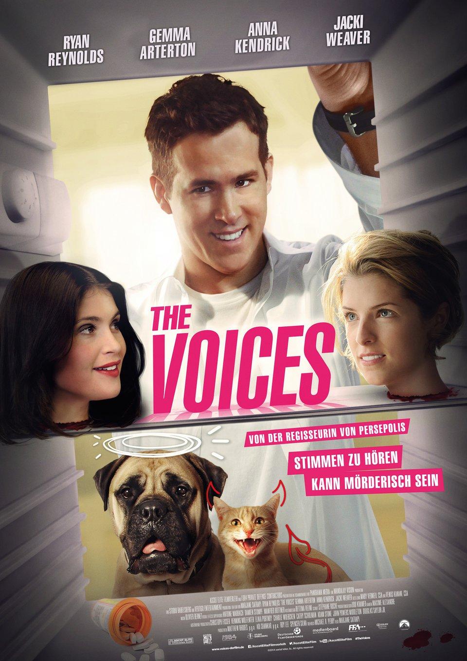 Кадры из фильма голоса смотреть онлайн 2014 фильм в хорошем качестве