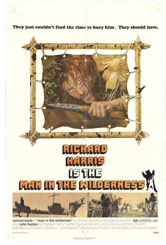 Постер Человек диких прерий