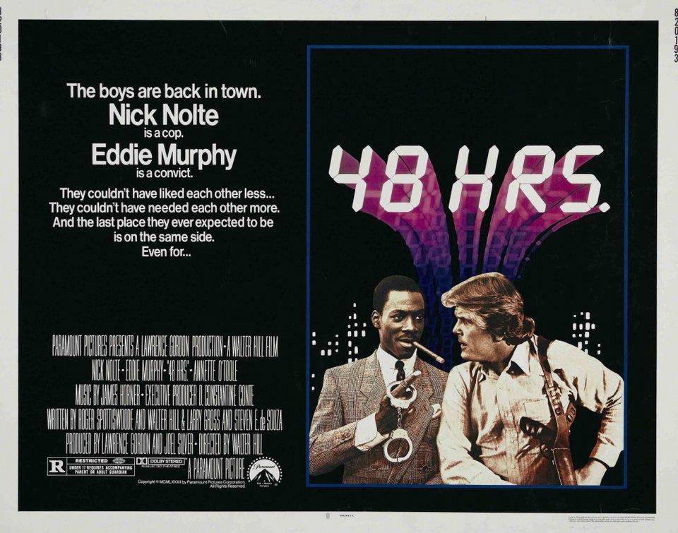 Кадры из фильма «48 Часов» / 1982