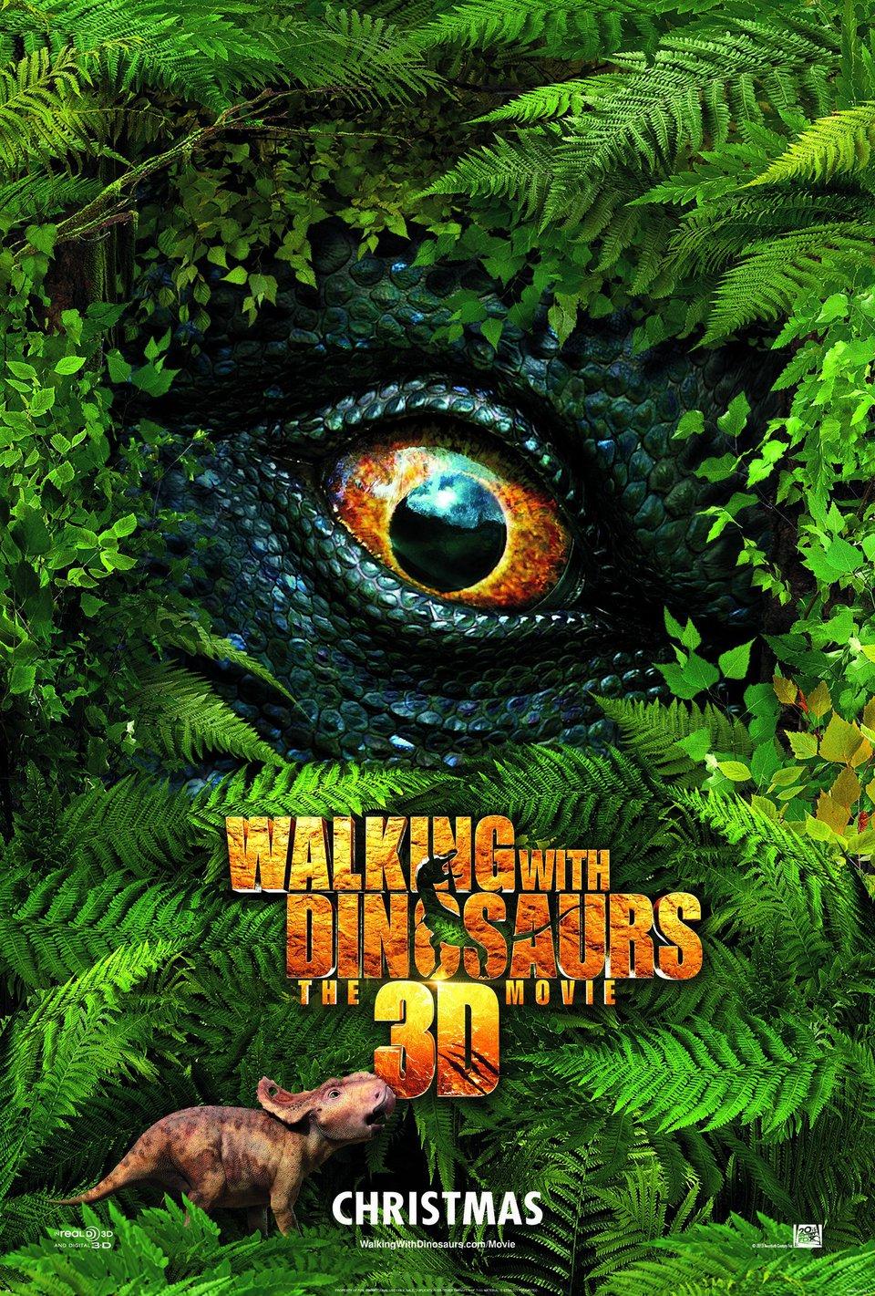 Прогулка с динозаврами 3d 15 фотография
