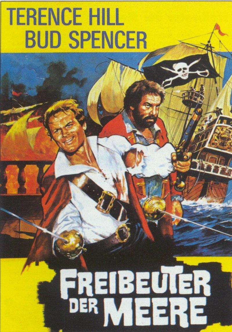 Постер Черный корсар
