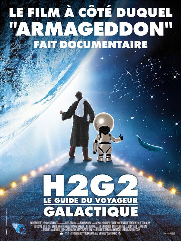 Постер Автостопом по галактике