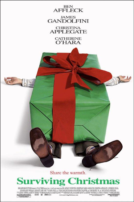 Постер Пережить Рождество