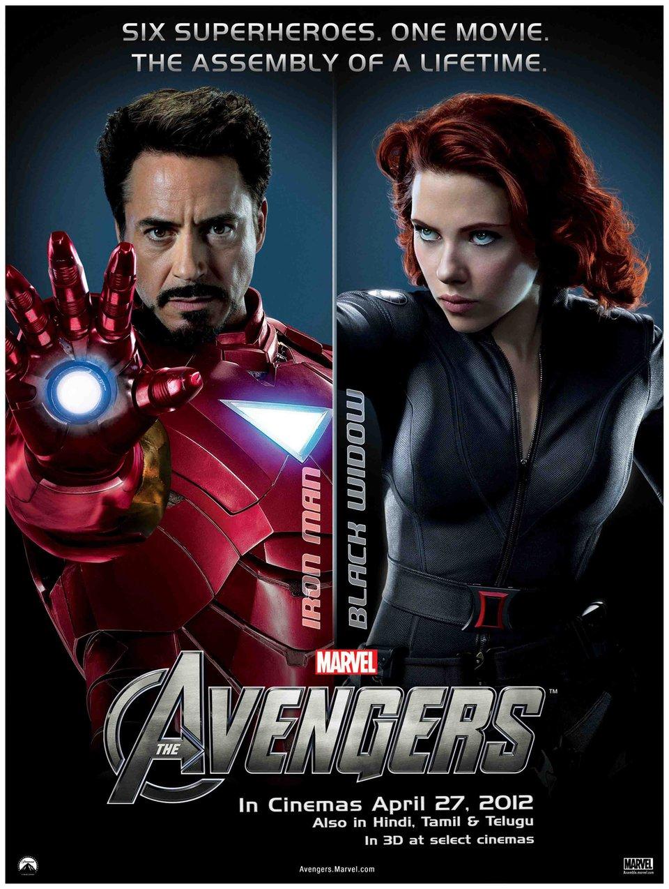 «Мстители» — 2012