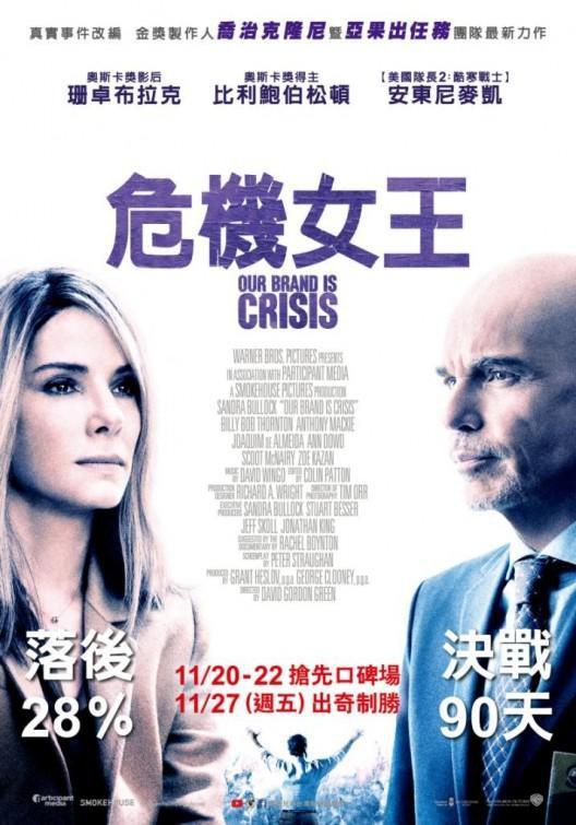 Постер Наш бренд – кризис