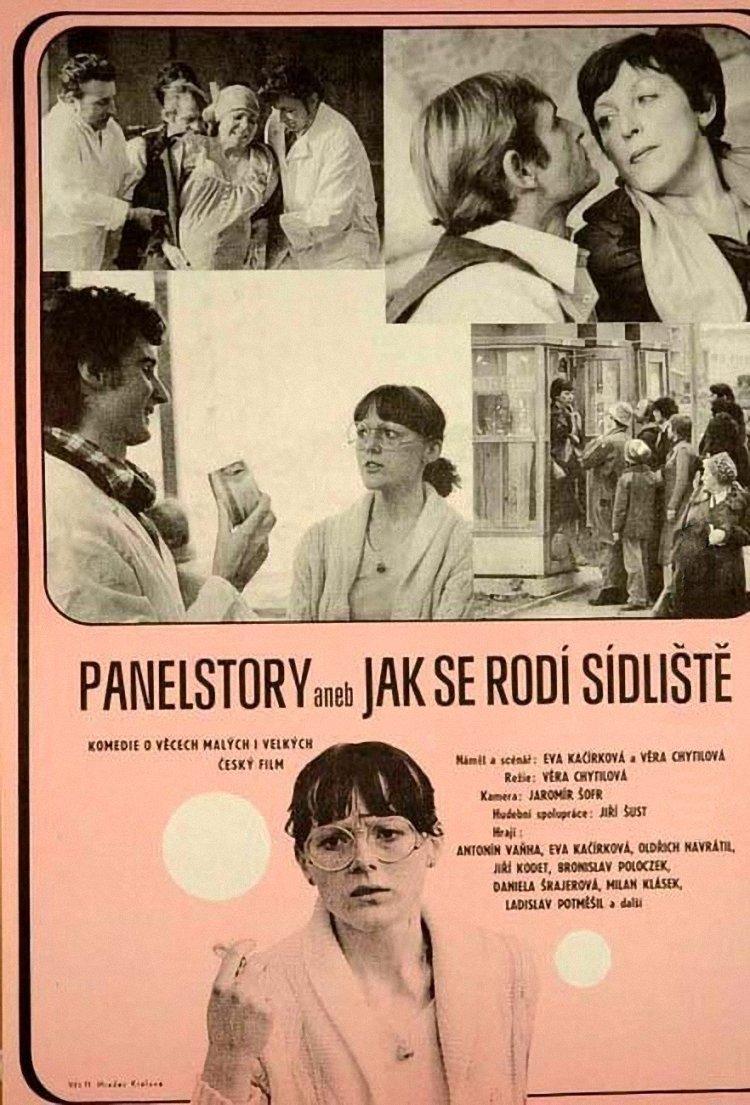Постер Панельная история, или Как рождается поселок