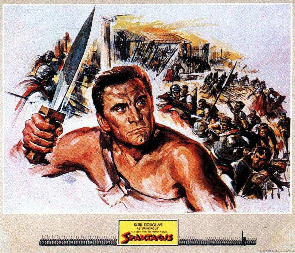 Скачать Сериал Восстание Спартака