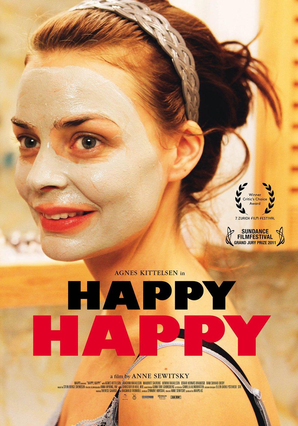 Постер Счастлива до безумия