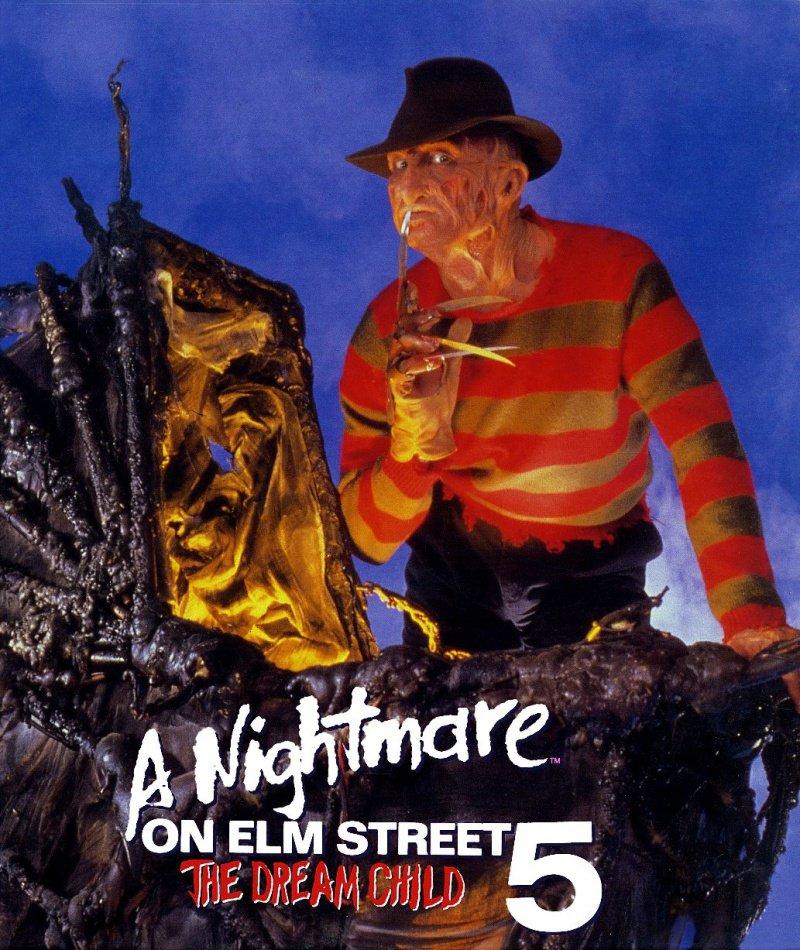 «Кошмар На Улице Вязов 5: Дитя Сна» — 1989