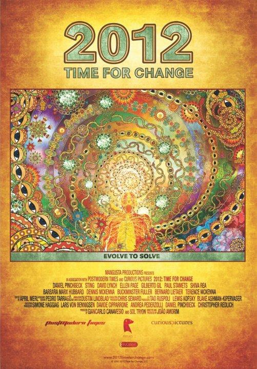 Постер 2012: Время перемен
