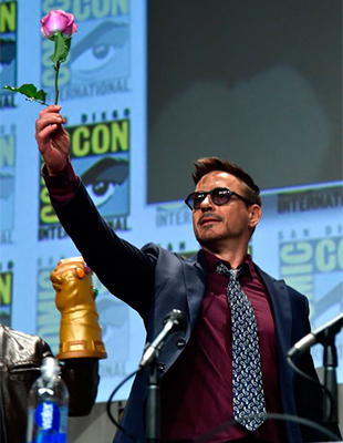 «Мстители: Эра Альтрона» на фестивале Comic-Con 2014