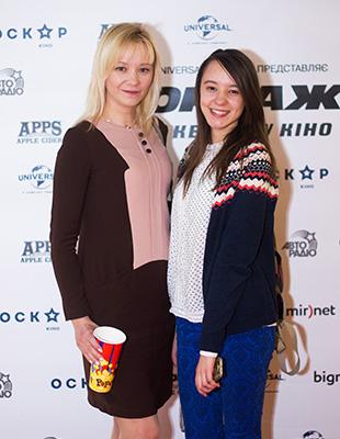 Премьера «Форсажа 7» в Киеве